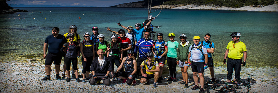 Велообиколка на острова, пешеходно изкачване на Ипсарион и още много приятни моменти от Тасос