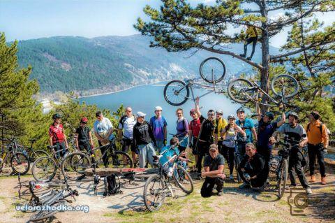 Велоразходка около Панчаревското езеро - Панчаревски пролом