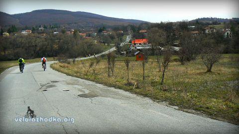 Велоизлет към Чибаовци - Своге
